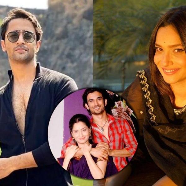 Shaheer Sheikh To play sushant singh rajput in Pavitra Rishta 2.0 alongside ankita lokhande