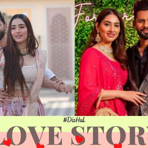 Rahul Vaidya and Disha Parmar Love Story: Here's how romance Blossomed in True Blue Millennial Style ahead of their marriage