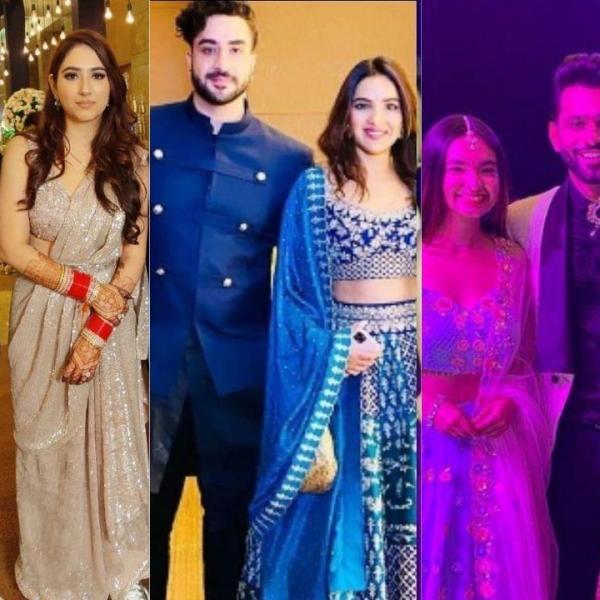 Rahul Vaidya and Disha Parmar Reception VIDEOS: Aly Goni, Jasmin Bhasin, Shweta Tiwari Nikki Tamboli Dance Their Hearts Out