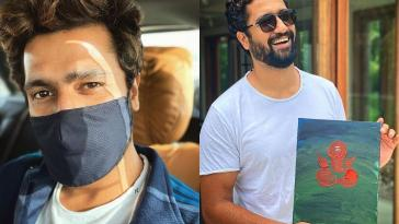 Vicky Kaushal Shares Beautiful Painting Of Lord Ganesha, Paintings Made by Vicky Kaushal
