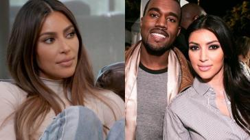 Kim Kardashian reaction on Kanye's Songs On Their Divorce In His New Album 'losing My Family'