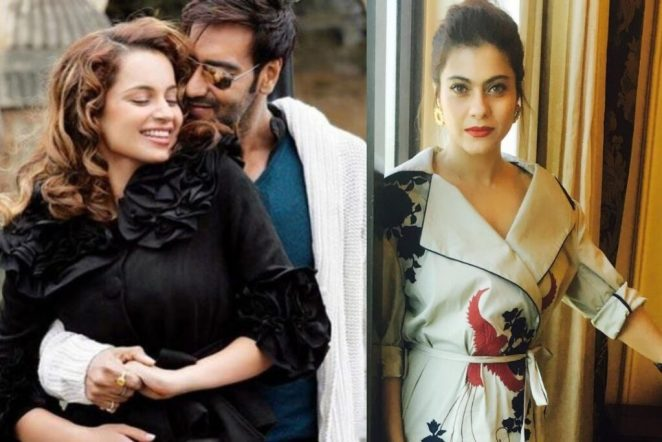 Kajol Threatened To Leave Ajay Devgn Because He Was Rumoured To Have Extra-Marital Affair With Kangana Ranaut