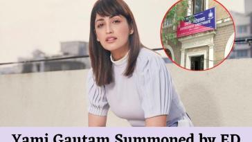 Yami Gautam summoned by ED in money laundering case