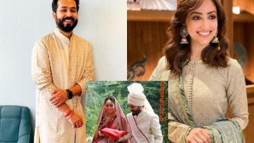 Yami Gautam and Aditya Dhar Celebrate 1 Month Of Togetherness