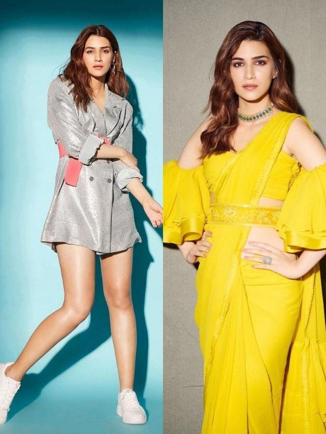 Kriti Sanon Birthday: 10 Times Mimi Actress Proved She Is The Ultimate Fashionista