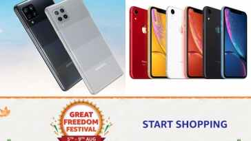 Amazon Great Freedom Festival Sale is Live: Top 10 Deals On Smartphones You Shouldnt Miss
