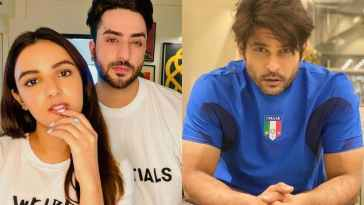 Jasmin Bhasin Trolled for 'Talking Shit' About Her Friend Sidharth Shukla 'Behind His Back'; Actress Reacts To Trolls