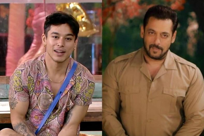Bigg Boss OTT Finalist Pratik Sehajpal enters Salman Khan's Bigg Boss 15.