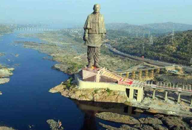 top tallest statue in the world