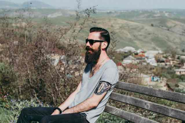grow a full beard without patches