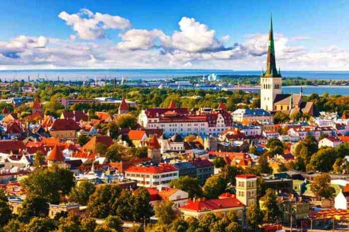 Tallinn, Estonia Most Beautiful Places In Europe For Nature