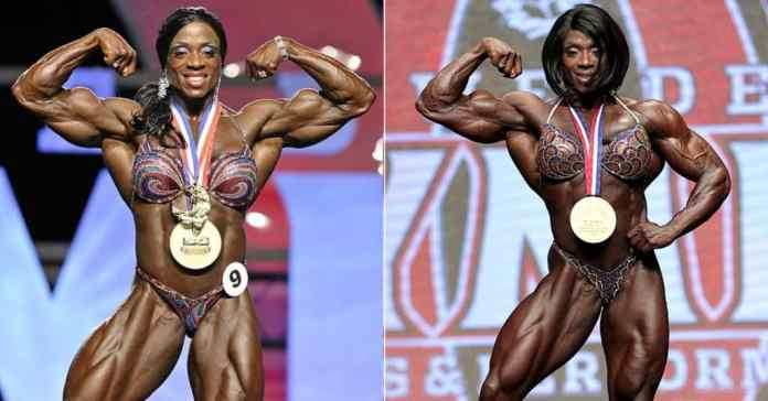 Top 10 Famous Female Bodybuilders in the World 2020 2