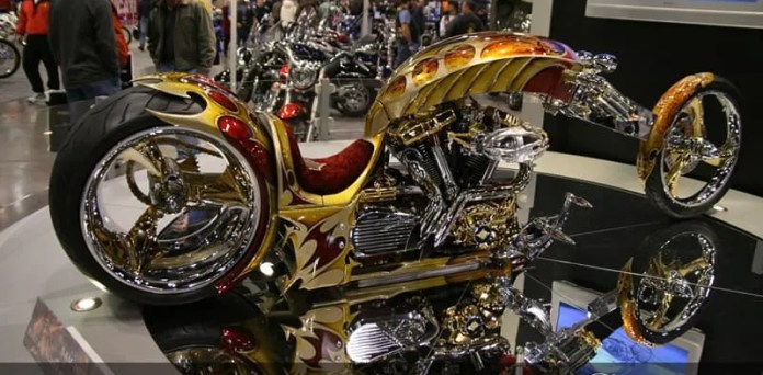Top 10 Most Expensive Motorcycles 6