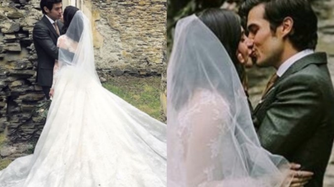 Celebrity couple Anne Curtis and Erwan Heussaff finally tied the knot in New Zealand. [Image Credit: Tim Yap/Instagram]