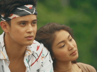 Teen stars Nadine Lustre and James Reid strongly denied pregnancy rumours. [Image Credit: James Reid/Instagram]