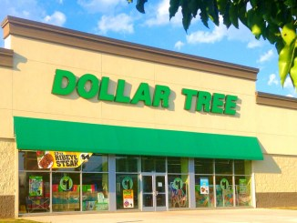 There are many things you can buy from Dollar Tree. [Image Credit: Your Mike Mozart / flickr]