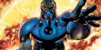 Doomsday Darkseid actor