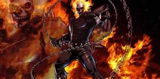 Ghost Rider Marvel Netflix