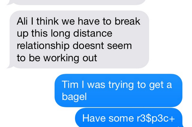 You'll Laugh So Hard With These 19 Breakup Texts – Virality