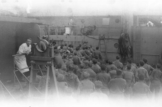 WWII Soldier's Rescued Photo Film 9