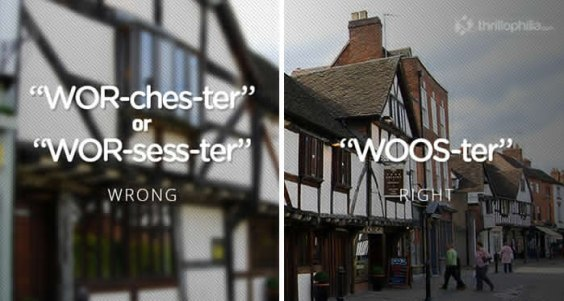 mispronounced places 16