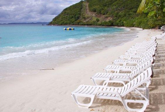 White Bay, British Virgin Islands
