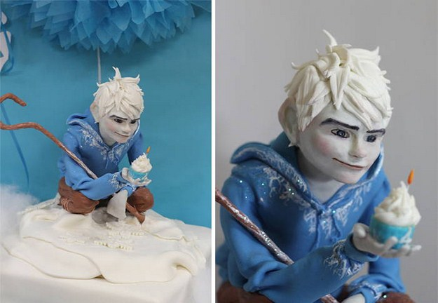 Artist Made 3D Cupcakes Of DreamWorks Characters And They