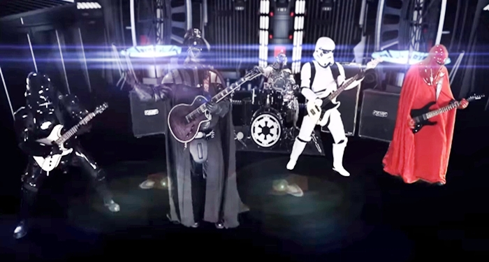 This Band Just Did A Really Amazing Rendition Of The Star ...