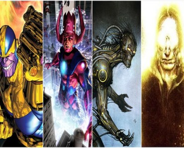 30 Most Powerful Marvel Characters