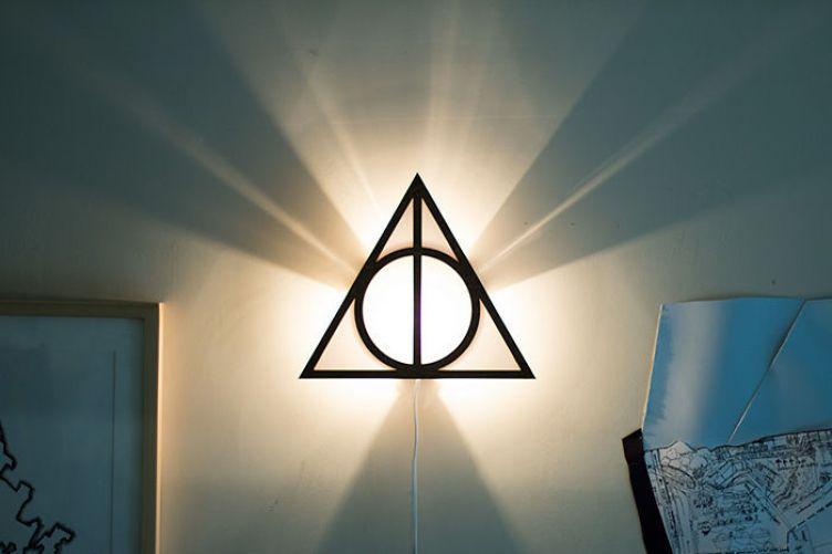 Harry Potter Sconce