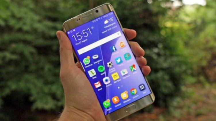 1. Samsung Galaxy S6 Edge