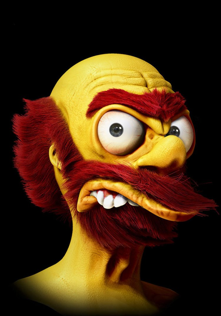 12-groundskeeper-willie-from-the-simpsons