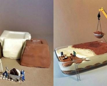 tasty-looking desserts