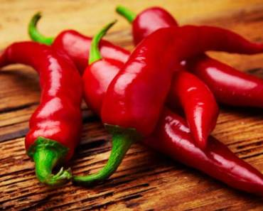 Impressive Health Benefits Of Chili Peppers