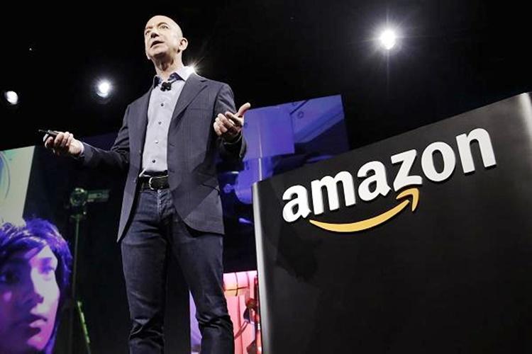 Jeff Bezos, Amazon.com's CEO