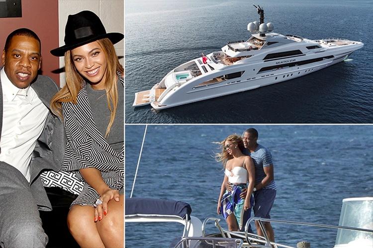 Beyonce' & Jay-Z