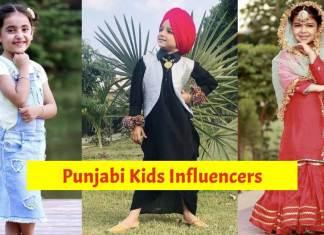 Punjabi Kids Influencers