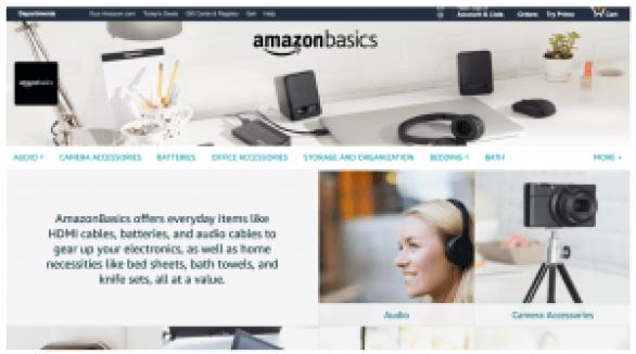Amazon Basics Store