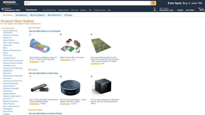 find what to sell on Amazon