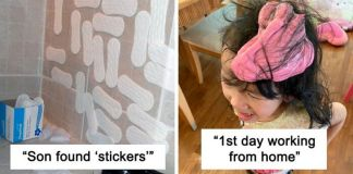 The Funniest Posts Shared By Parents Stuck With Their Kids