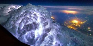 Pilot Reveals How Dramatic Thunderstorms Look From Above the Clouds