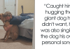 50 Dads Who Didn't Want The Damn cat and dogs In Their Lives