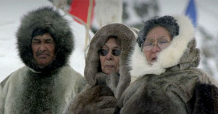 There is a massive change in the Moon, Sun, and the Earth - The native elders of the arctic region emphasize NASA