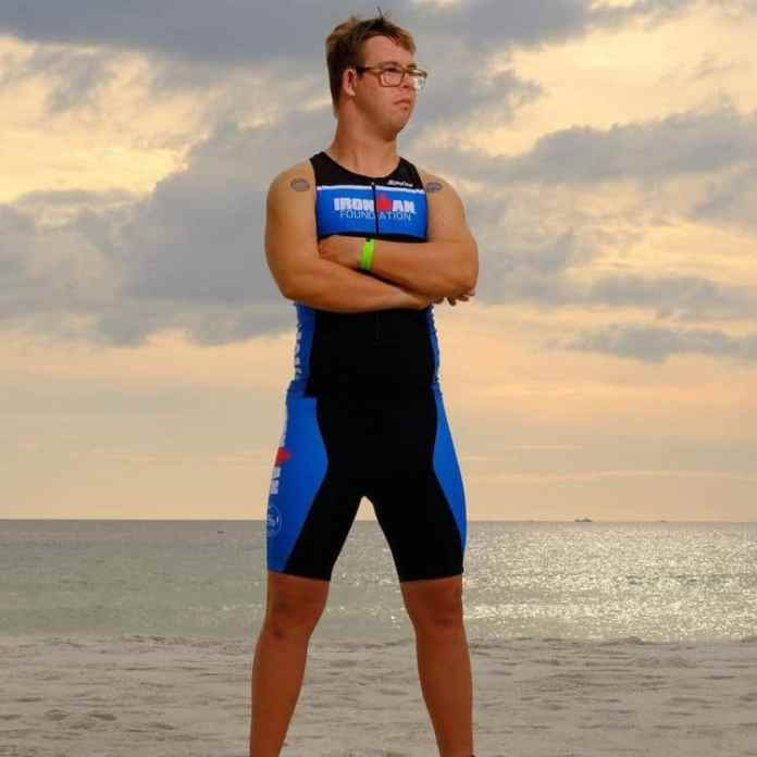Inspiring Athlete Becomes First Person With Down Syndrome To Complete the Grueling Ironman Triathlon