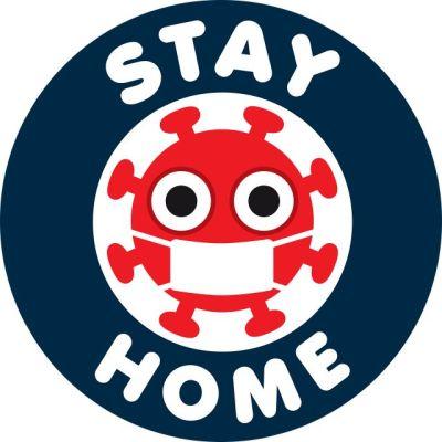 Corona Virus Stay Home Photos for DP Whatsapp Facebook
