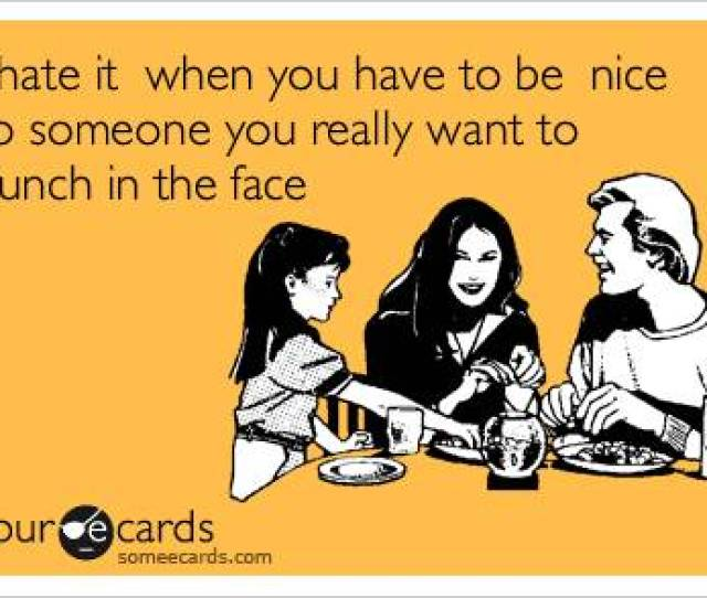 For Those Two Faced People