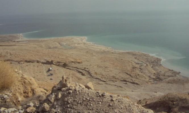 البحر الميت يواجه خطر الجفاف - موقع حديث الصباح