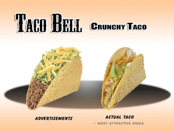 Crunchy Taco