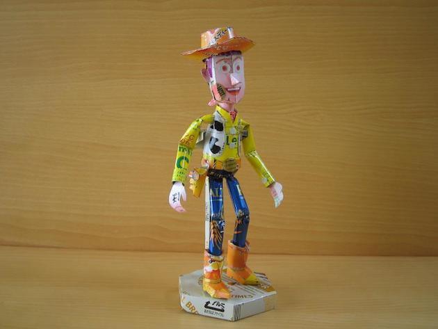 Woody van Toy Story