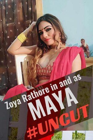 MAYA (UNCUT) HotHitMovies Zoya Rathore Full HD